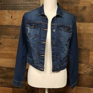 New Look jean jacket Size small